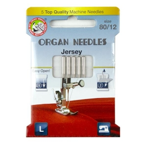 Igły ORGAN 130/705H jersey ECO BOX
