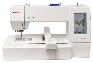 HAFCIARKA JANOME MC400E + PROGRAM DIGITIZER JR + 5 LAT GWARANCJI
